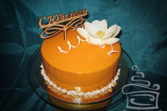 """Торт """"Цветок Лотоса"""""""