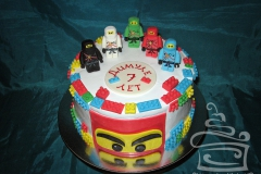 """Торт """"Ninjago"""""""