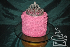 "Торт ""Корона принцессы"""