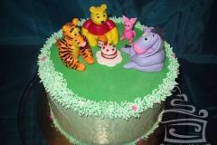 """Торт """"Winnie Pooh(Disney)"""""""