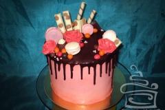 """Торт """"Шоколадный зной"""""""
