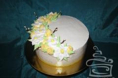 """Торт """"Нарциссы"""""""