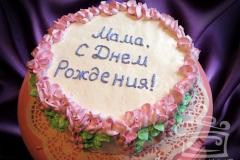 """Торт """"Мама, с Днем Рождения!"""""""