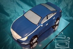 "Торт ""Hyundai Sonata 2010"""