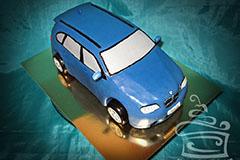 """Торт """"BMW X5 E70"""""""