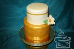 """Торт """"В золоте"""""""