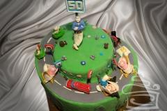 """Торт """"Путь к вершине"""""""