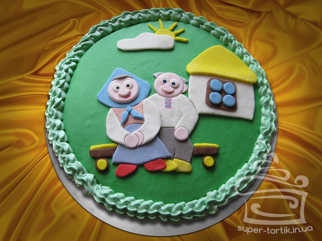 Торт на день рождения дедушки своими руками 31